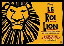 《狮子王》音乐剧