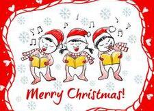 圣诞唱唱唱