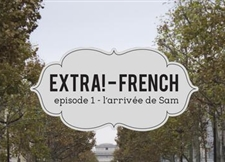 Extra! French 法语学习情景剧