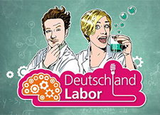 Das Deutschlandlabor《德国研究实验室》【视频】