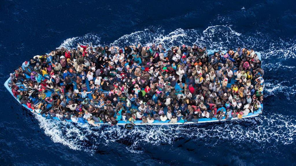 每日一问:为什么移民(难民)越来越多了呢?