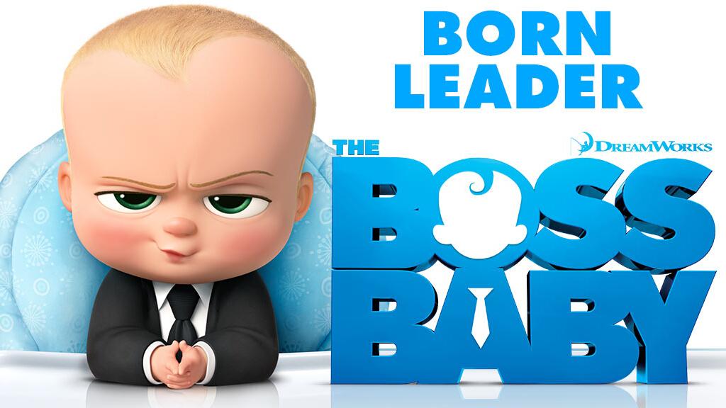 《宝贝老板》法语版预告,婴儿宝宝到底在暗中谋划着什么呢?