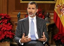 西班牙国王圣诞演讲合集