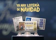 西班牙圣诞彩票广告