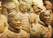 Die Terrakotta Armee 秦始皇兵马俑