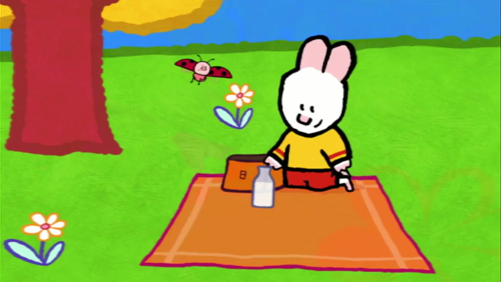 法語初學者必看:跟小兔子Didou一起畫奶牛吧~