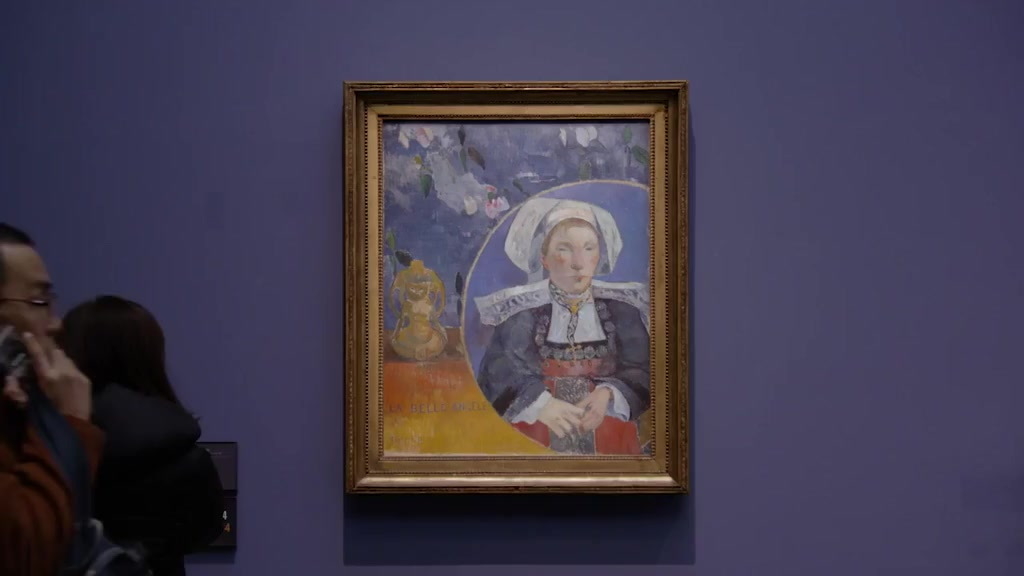 让我们一起去巴黎奥赛博物馆,看一看阿凡桥派绘画的解说~