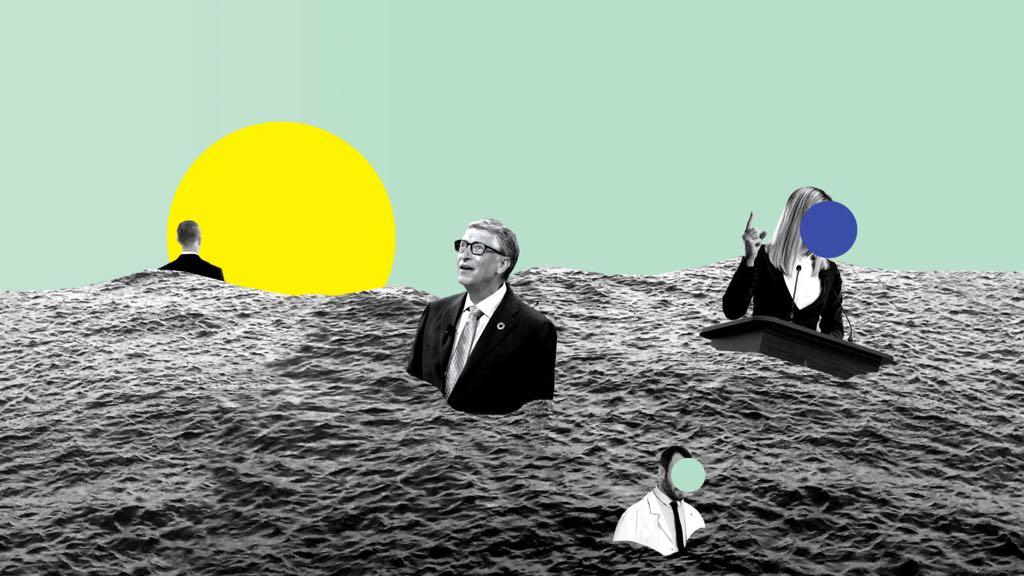 比尔盖茨著作新书:如何避免气候灾难任重道远