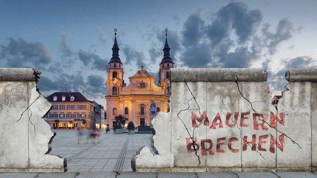 纪念柏林墙倒塌30周年——回顾历史的伤疤