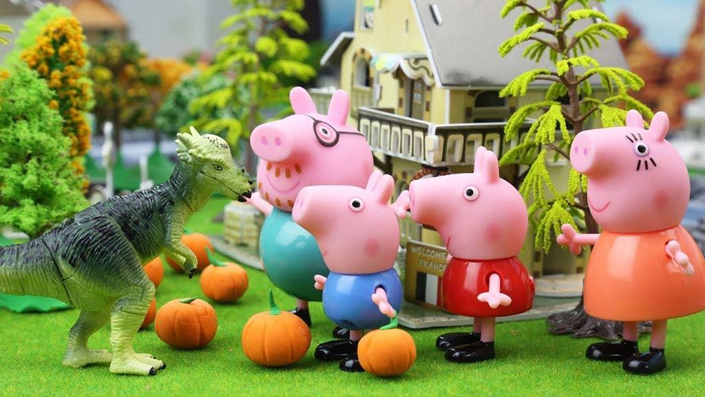 小豬佩奇:回家,世界上最美的呼喚...