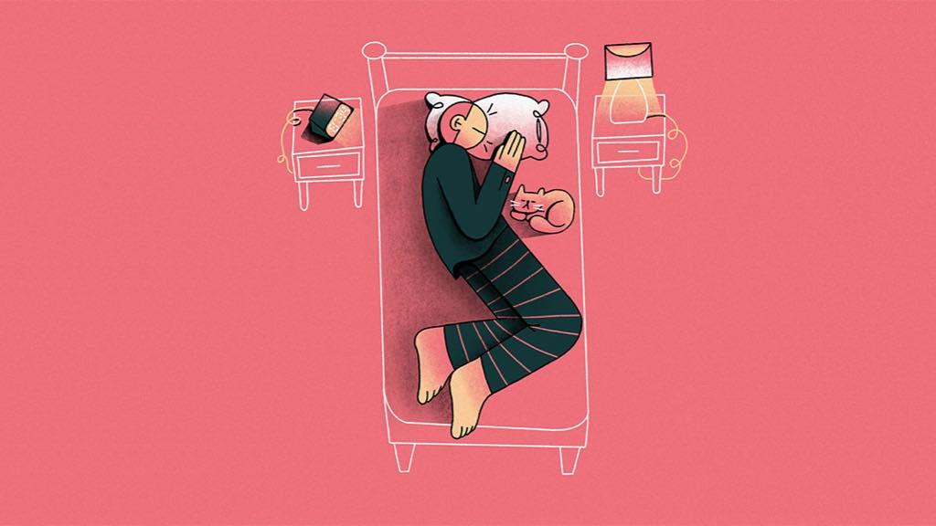 美国海军睡觉方法:教你如何在两分钟内睡着😴