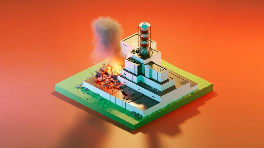 昔日核辐射禁区将变成旅游胜地,你想去吗?
